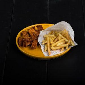 מסעדת הפסאז׳ בשדרות שניצל ילדים